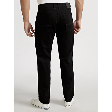 Buy Ben Sherman Turnmill Slim-Leg Jeans, Jet Rinse Online at johnlewis.com