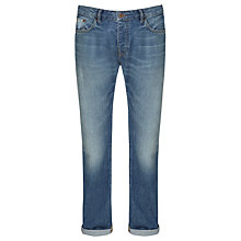 Buy Ben Sherman Cobden Straight Jeans Online at johnlewis.com