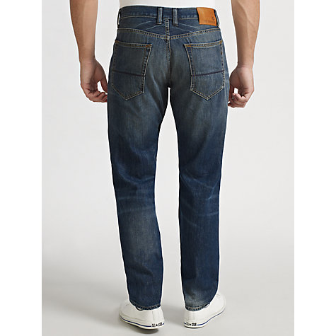 Buy Ben Sherman Turnmill Slim Jeans, 6 Month Vintage Online at johnlewis.com