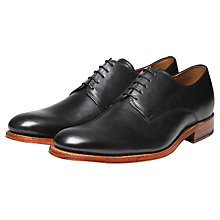 Buy Grenson Toby Eyelet Derby Shoes Online at johnlewis.com