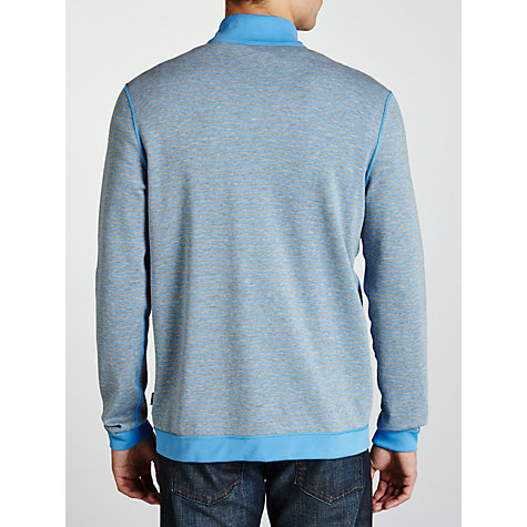 Buy BOSS Fossa Reversible Cotton Jacket Online at johnlewis.com