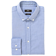 Buy Boss Black Sven Button Down Oxford Shirt Online at johnlewis.com