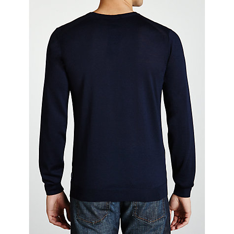 Buy BOSS Melba Merino V-Neck Jumper Online at johnlewis.com