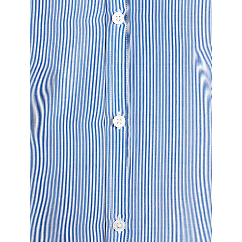 Buy BOSS Marco Striped Short Sleeve Shirt Online at johnlewis.com