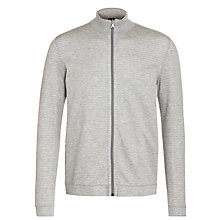 Buy Boss Black Fossa Reversible Cotton Jacket Online at johnlewis.com