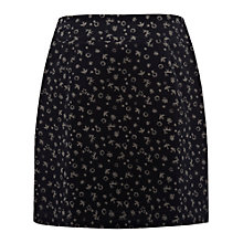 Buy White Stuff Ascot Mini Skirt, Blue Online at johnlewis.com