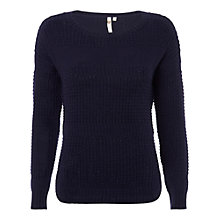 Buy White Stuff Bright Young Things Jumper, Blue Online at johnlewis.com