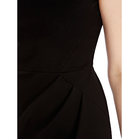 Buy Coast Evetta Dress, Black Online at johnlewis.com