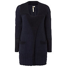 Buy White Stuff Country Drive Cardigan, Blue Online at johnlewis.com