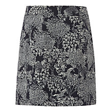 Buy White Stuff Derby Mini Skirt, Pitch Blue Online at johnlewis.com