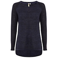 Buy White Stuff Divine Jumper, Blue Online at johnlewis.com