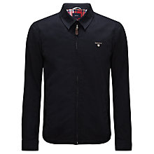 Buy Gant Windcheater Jacket, Navy Online at johnlewis.com