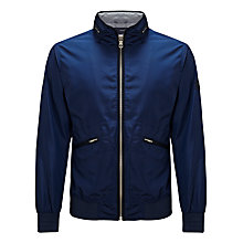 Buy Gant Game Technical Jacket, Indigo Online at johnlewis.com