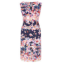 Buy COLLECTION by John Lewis Brienne Hawaii Print Dress, Navy Online at johnlewis.com