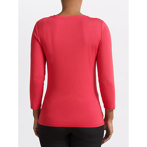 Buy COLLECTION by John Lewis Kelly 3/4 Sleeved Top Online at johnlewis.com