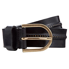 Buy Somerset by Alice Temperley Metal Dotty Belt Online at johnlewis.com