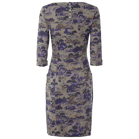 Buy White Stuff Hedgerow Dress, Light Pitch Blue Online at johnlewis.com