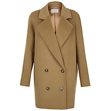 Buy Hobbs Phillipa Coat, Toast Online at johnlewis.com