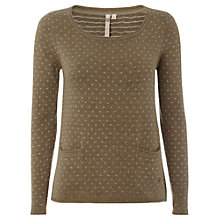 Buy White Stuff Mini Mork Knitted Jumper Online at johnlewis.com