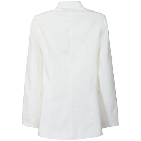 Buy True Decadence Tux Blazer, Cream Online at johnlewis.com