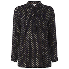 Buy White Stuff Tetbury Shirt, Blue Online at johnlewis.com
