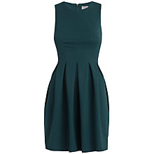 Buy Almari Panel Dress, Teal Online at johnlewis.com