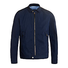 Buy BOSS Charkin Outdoor Jacket, Navy Online at johnlewis.com