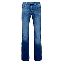 Buy BOSS Delaware Slim-Fit Jeans, Denim Blue Online at johnlewis.com