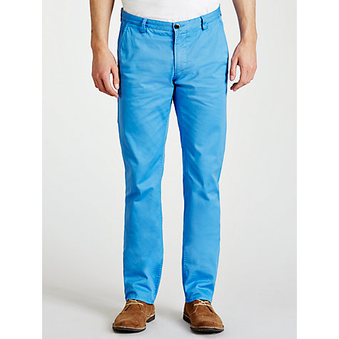 Buy BOSS Rice Slim Fit Chino Trousers Online at johnlewis.com