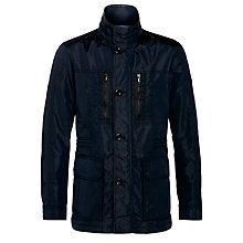 Buy BOSS Cubenz 4 Pocket City Jacket, Navy Online at johnlewis.com