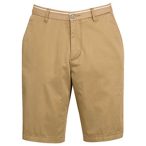 Buy BOSS Clyde Sateen Cotton Shorts Online at johnlewis.com
