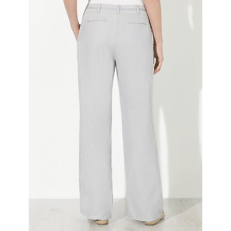 Buy John Lewis Capsule Collection Linen Trousers Online at johnlewis.com