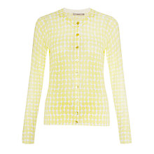 Buy John Lewis Capsule Collection Blurred Sport Cardigan Online at johnlewis.com