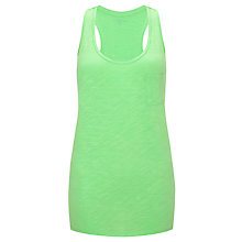 Buy Collection WEEKEND by John Lewis Racer Back Tank Top Online at johnlewis.com