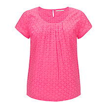 Buy John Lewis Capsule Collection Shiffley Shell Top Online at johnlewis.com