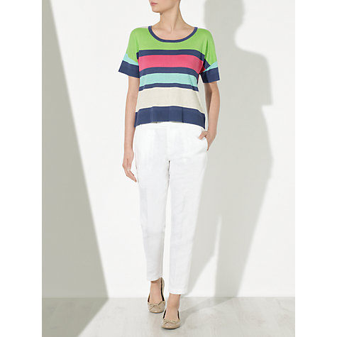 Buy Collection WEEKEND by John Lewis Tie Back Top Online at johnlewis.com