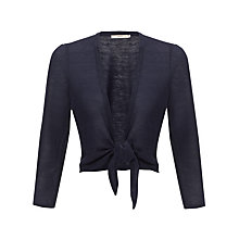 Buy John Lewis Capsule Collection Linen Shrug Online at johnlewis.com