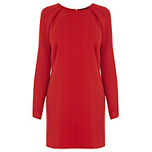Buy Coast Bobbi Dress, Coral Online at johnlewis.com
