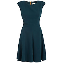 Buy Almari Waistband Dress, Teal Online at johnlewis.com