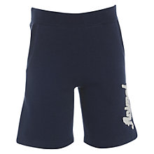 Buy Animal Boys' Jersey Shorts, Navy Online at johnlewis.com