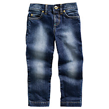Buy Little Joule Boys' Ted Denim Jeans, Blue Online at johnlewis.com