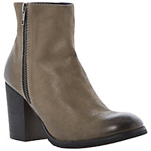Buy Bertie Prowess Ankle Boots, Grey Online at johnlewis.com