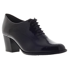 Buy Carvela Abigail Heeled Shoe Boots, Black Online at johnlewis.com