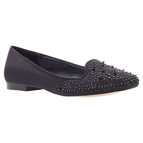Buy Carvela Macy Loafer Shoes, Black Online at johnlewis.com