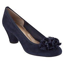 Buy John Lewis Mariette Court Shoes, Navy Online at johnlewis.com