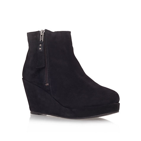 Buy Carvela Kaitlyn Ankle Boots, Black Online at johnlewis.com