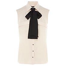 Buy Coast Bloomsbury Blouse, Monochrome Online at johnlewis.com