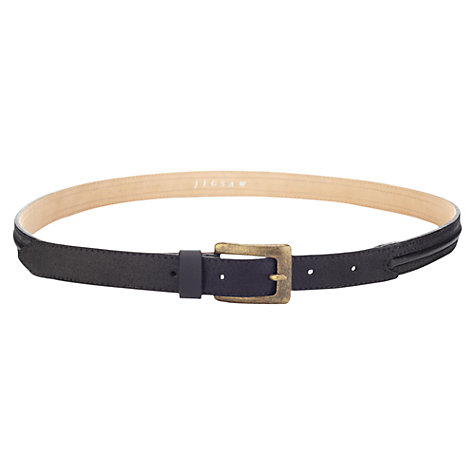 Buy Jigsaw Sudbury Belt Online at johnlewis.com