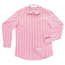 Buy Thomas Pink Westmorald Stripe Long Sleeve Shirt Online at johnlewis.com