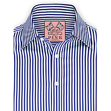 Buy Thomas Pink Vyse Stripe Long Sleeve Shirt Online at johnlewis.com